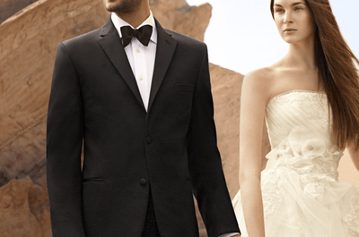 Tips para elegir el esmoquin del novio