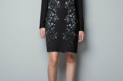 Vestidinhos pretos by Zara: os nossos preferidos para este Outono