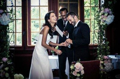 Un mariage sous le signe de la délicatesse et du raffinement avec Even you Events