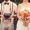 Buquês de noiva diferentes e românticos. Foto: Tudovirafoto