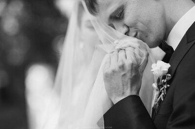 Какой репортаж со свадьбы без деталей? Да здравствует оригинальность!