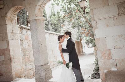 Una boda muy especial en el corazón de Salamanca