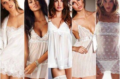 Dia a dia com lingeries sexys