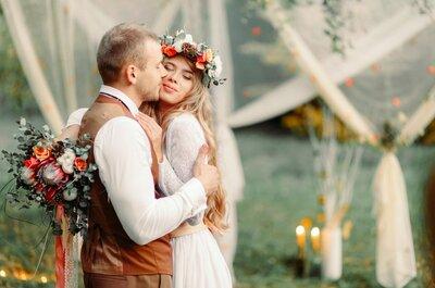 9 оригинальных аксессуаров к свадебному платью