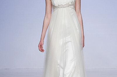 Brautkleider von Victorio & Lucchino Kollektionen 2013