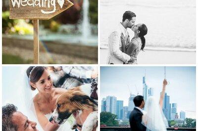 Die mitreißendsten Hochzeitsvideos: Diese Hochzeitsszenen rühren zu Tränen!