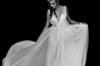 28 Vestidos de noiva com corte império: sedutores e mega favorecedores!