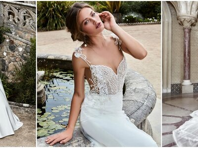 Solo Merav Wedding Dress Collection 2017: Pushing the Fashion Boundaries of Traditionalism