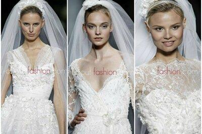 Elie Saab per Pronovias 2013...il fascino dell'Alta Moda per tutte le spose!