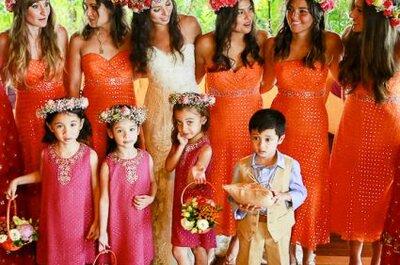 Een tropisch huwelijk