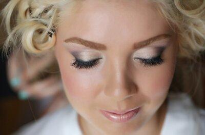 6 pasos para saber elegir al maquillista de novia para tu boda