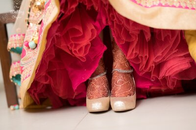 How to choose your wedding shoes amongst the best