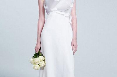 Vestidos de novia vanguardistas por Viktor & Rolf colección 2014