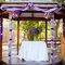 Decoración para una boda romántica