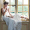 Suknia ślubna z kolekcji Cymbeline 2014.Model: HAMY