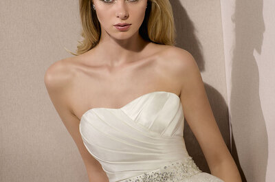 Divina Sposa, une collection 2015 fashion et contemporaine