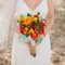 Brautstrauß für den Frühling und Sommer 2015.