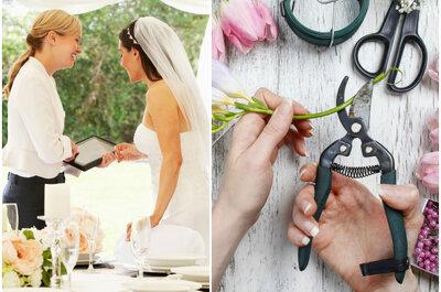 Prestigious training from the International Wedding Institute