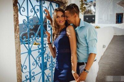 Najpiękniejsza sesja ślubna w Grecji tylko u Nas!