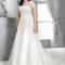 Sukienka ślubna Plus Size, Foto: Agnes 2015