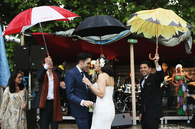 5 consejos para que los novios organicen la boda