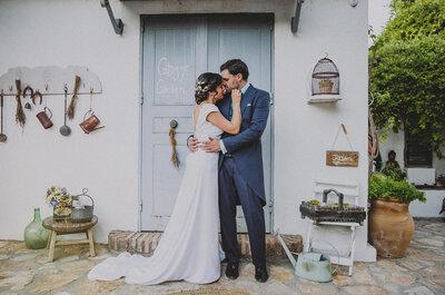 Los 10 mejores fotógrafos de boda en Málaga