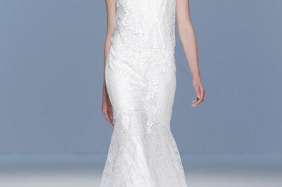 Os 40 melhores vestidos de noiva de estilistas europeus de 2015