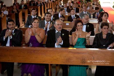 Wie Sie mit schwierigen Hochzeitsgästen umgehen