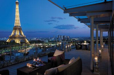 Les 10 plus belles vues de Paris pour célébrer un mariage inoubliable