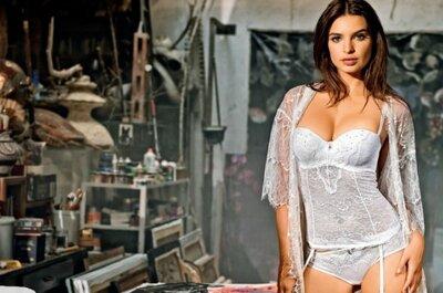 Trend lingerie nuziale 2015: il lato più intimo della sposa