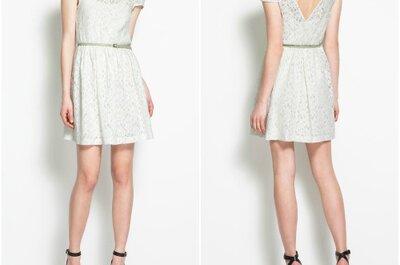 Fotos de vestidos de noiva baratos da Zara