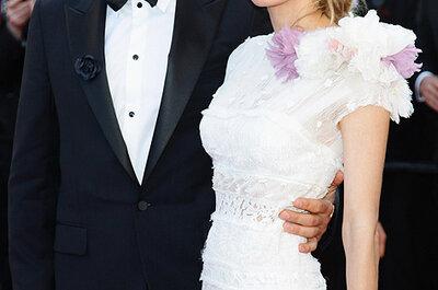 Looks e penteados de festa de Diane Kruger para inspirar noivas e convidadas
