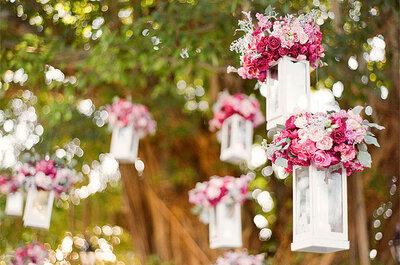 Arreglos florales para tu boda esta primavera