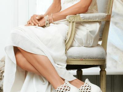 Neue Trends für den Hochzeitslook 2017, entdeckt auf der Interbride 2016!