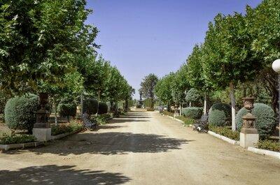 Finca El Albero, un paraíso para una boda de ensueño