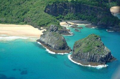 Lua de mel no paraíso brasileiro: Fernando de Noronha
