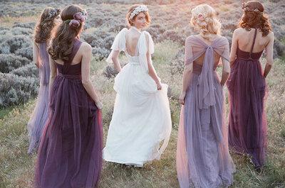 ¿Cómo tener una boda elegante y femenina en tonos morados?  ¡Ideas para deslumbrar a tus invitados!