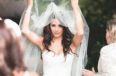 La foto de la semana: El velo de la novia