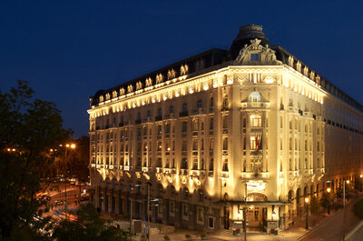 The Perfect Wedding Menu at The Westin Palace Madrid