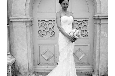 Magiczny ślub Gosi i Nicka - romantyczna uroczystość w Pałacu Wojanów!