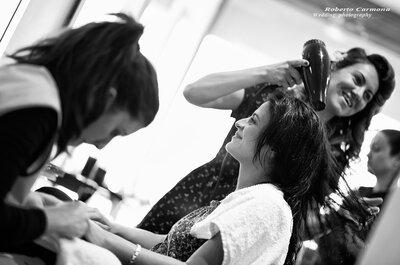 6 consejos para hacer un peinado de novia DIY
