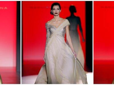 10 vestidos de Hannibal Laguna en un minuto, ¡te enamorarán!