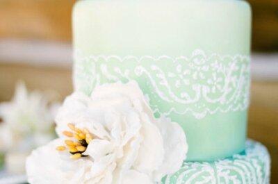 Hochzeitstrends 2015: Details aus Spitze