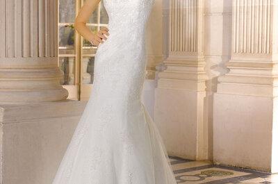 La collection Miss Kelly 2015, pour une mariée moderne et coquette