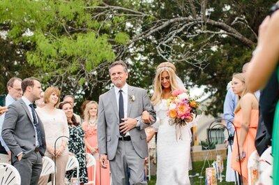 Cómo decorar el camino hacia el altar para tu boda: Las ideas más encantadoras para el 2016