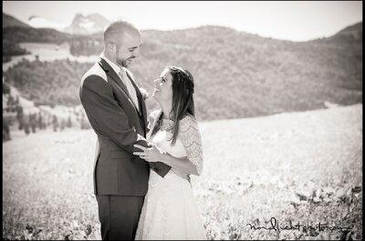 Die sommerliche Hochzeit von Angela & Silvio in Graubünden – Ein unvergessliches Fest