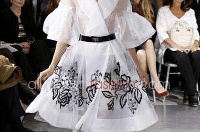 Christian Dior 2012 pour des invitées très chics