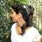Peinados de novia con coleta 2017