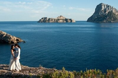 Planning your destination wedding in Ibiza
