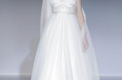 Colección Franc Sarabia 2014 para novias y madrinas